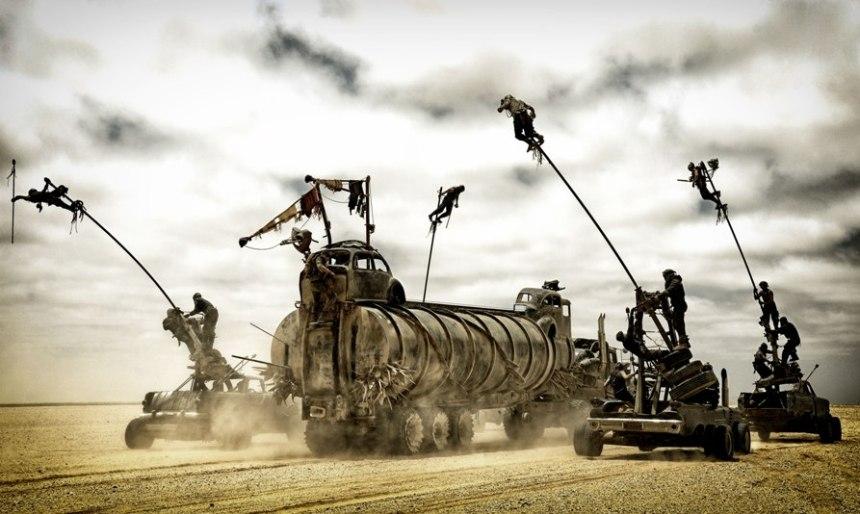 John Seale - Mad Max Fury Road di George Miller