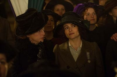 helena bonham carter e natalie press in suffragette
