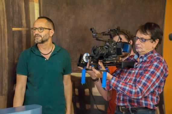 Massimo e Giovanni in azione