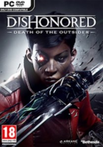 Dishonored: Death of the Outsider (PC) - Il packshot del gioco
