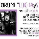 #AreneDiRoma2020 – Cineforum Lucha y Siesta (07 Luglio – 21 Luglio)