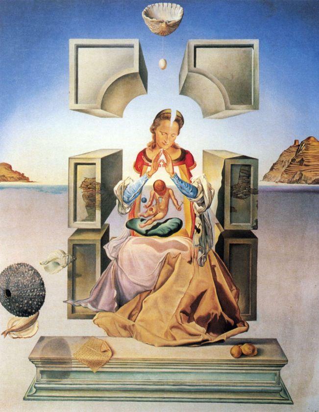 Madonna di Port lligat