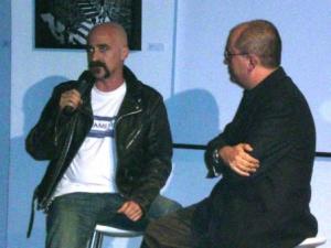 Angelo Orlando, Miami Vice e il direttore Federico Chiacchiari