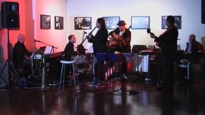 il calore del jazz popolare dei Blue Tango