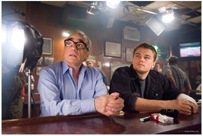 Martin Scorsese dirige Leonardo Di Caprio