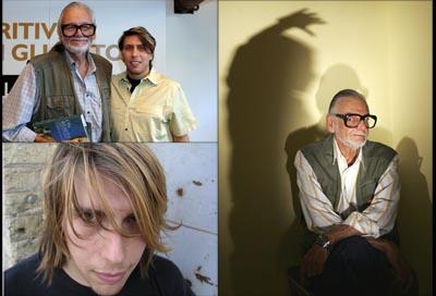 George Romero & Rusty Nails