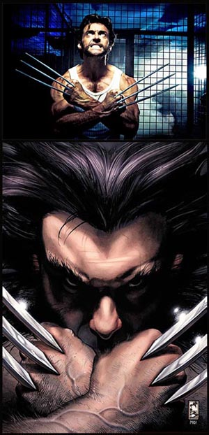 X-Men Origins: Wolverine - Hugh Jackman - la prima foto