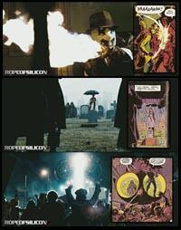 Watchmen - dal fumetto al film