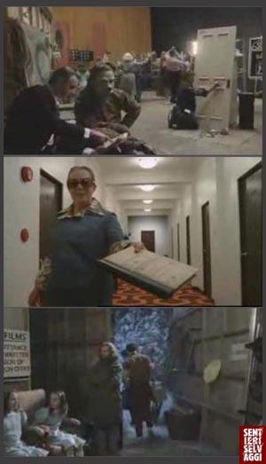 Kubrick Season - Channel 4 advertisement