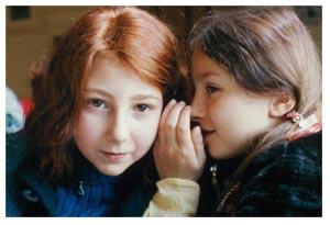 Melissa Rodriguès e Léora Barbara in