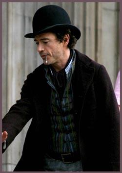 Robert Downey Jr. è Sherlock Holmes