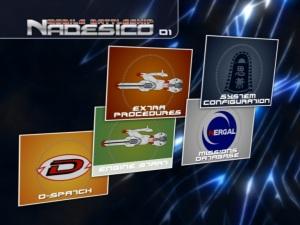 Nadesico_menu DVD