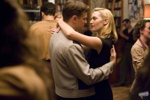 DiCaprio e Winslet in una scena di Revolutionary Road