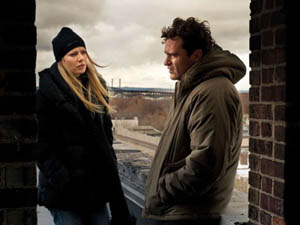 Gwineth Paltrow e Joaquin Phoenix in Two Lovers di James Gray