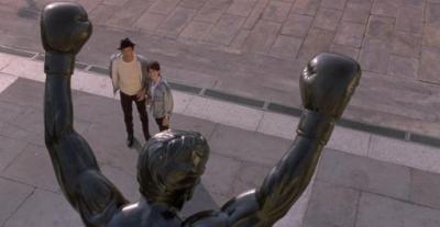 Rocky V di John G. Avildsen con S. Stallone