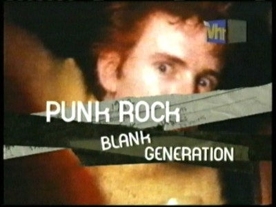 seven ages of rock - il punk