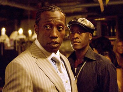 wesley snipes e don cheadle in brooklyn's finest di antoine fuqua