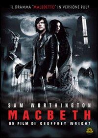 Macbeth copertina DVD