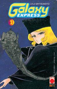 Il manga di Galaxy Express 999