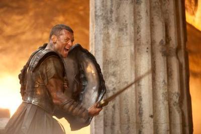 sam worthington in clash of the titans di louis leterrier