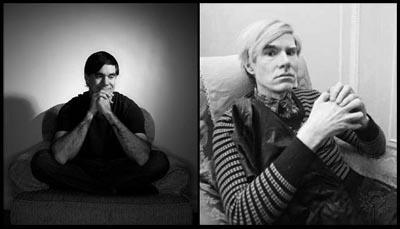 Gus van Sant VS Andy Warhol