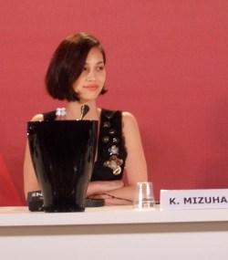 Kiko Mizuhara - Norwegian Wood - Venezia 67