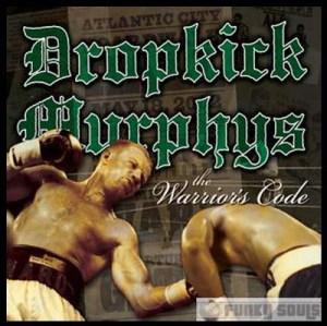 La cover del disco del 2005 dei Dropkick Murphys - The warrior's code. Dedicata a Micky Ward