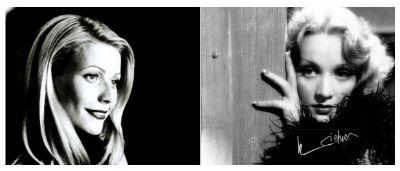 Gwyneth Paltrow sarà Marlene Dietrich