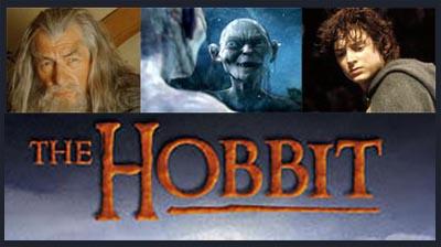 THE HOBBIT - Tornano Ian McKellen, Andy Serkis e Elijah Wood