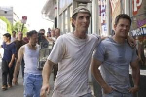 Christian Bale & Mark Wahlberg