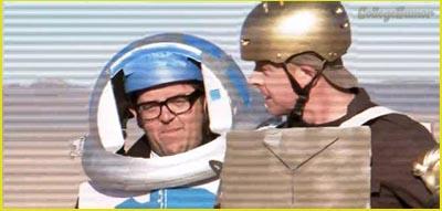 Nick Frost e Simon Pegg - Star Wars remake