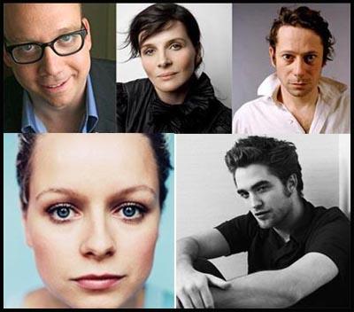 COSMOPOLIS di David Cronenberg - il cast