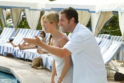 Jennifer Aniston Adam Sandler Mia moglie per finta
