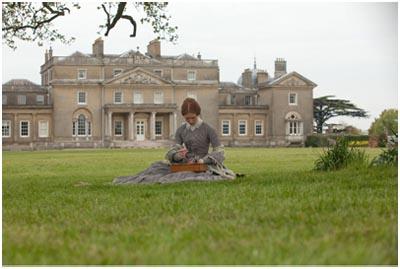 Mia Wasikowska è Jane in JANE EYRE (2011) di Cary Fukunaga