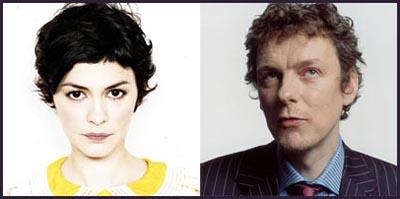 Michel Gondry corteggia Audrey Tatou per il suo nuovo film in francese