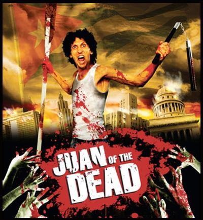Juan de los muertos (JUAN OF THE DEAD) zombie comedy cubana