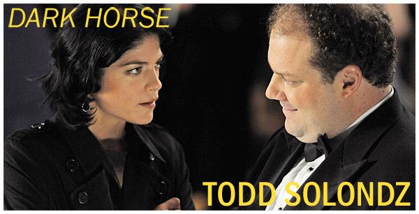 Selma Blair & Jordan Gelber in DARK HORSE di Todd Solondz - in concorso a VENEZIA 68