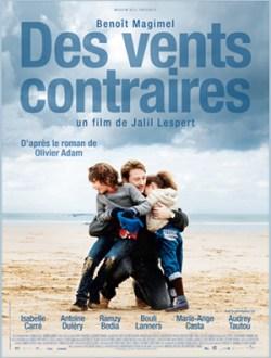 DES VENTS CONTRAIRES di Jalil Lespert - il poster