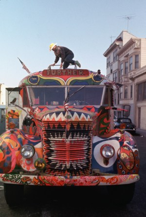 KEN KESEY - MAGIC TRIP, di Alex Gibney e Alison Ellwood