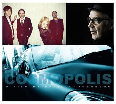 COSMOPOLIS soundtrack: Metric + Howard Shore
