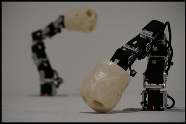 nDavid Lynch: un nuovo sguardo sulla matematica co i robot esposti a Parigi