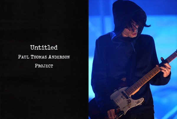 Jonny Greenwood dei Radiohead per la colonna sonora di THE MASTER (Paul Thomas Anderson)