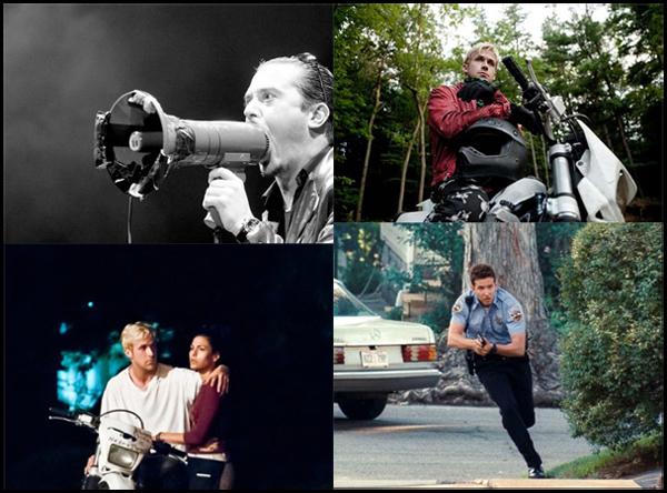 Mike Patton per la soundtrack di THE PLACE BEYOND THE PINES di Derek Cianfrance