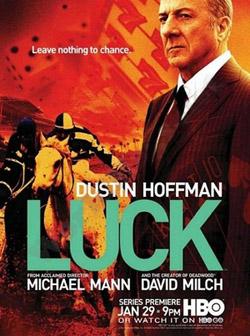LUCK, la serie tv HBO prodotta da Michael Mann. Al via la seconda stagione