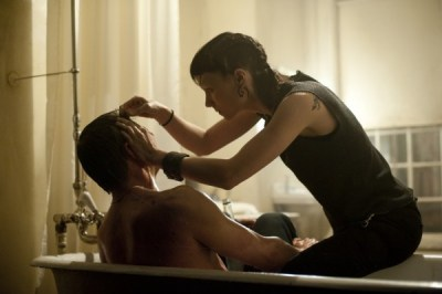 Rooney Mara e Daniel Craig in Millennium