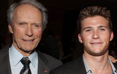 Clint e Scott Eastwood, padre e figlio insieme in TROUBLE WITH THE CURVE