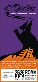 L'ombra Teatro Breakdance Videoarte