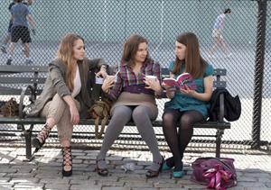 Il trailer di GIRLS, nuova serie tv HBO. Produce Judd Apatow