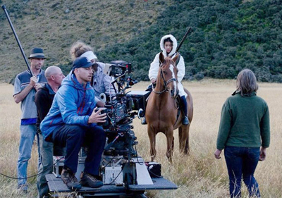 TOP OF THE LAKE, serie tv di Jane Campion - prime foto dal set