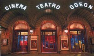 Cinema Odeon, uno dei luoghi del festival